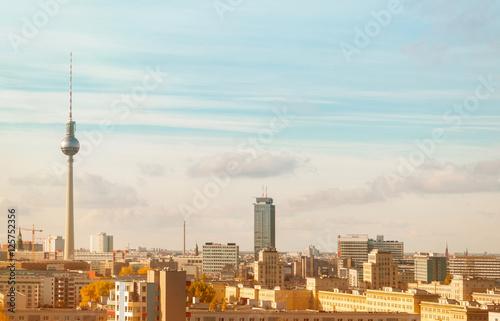Photo  Panorama Berlin