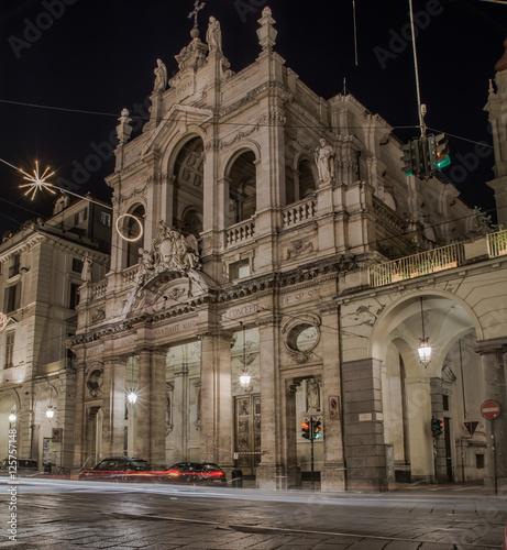 Tableau sur Toile Via Po Torino