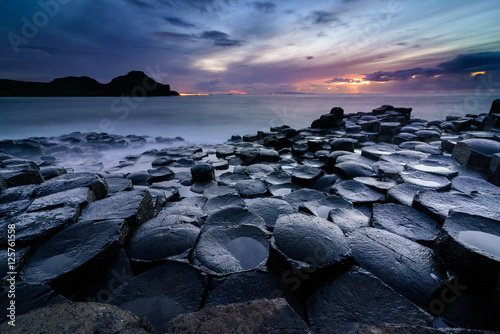 Fotografía  Giant's Causeway, Northern Ireland.