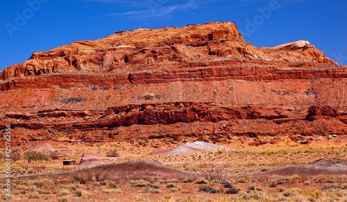 Fotografie, Obraz  Red Mesa Rock Canyon Arizona
