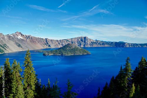 Foto op Plexiglas Landschappen Crater Lake