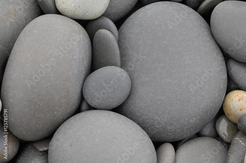 Staande foto Spa Sea stone texture