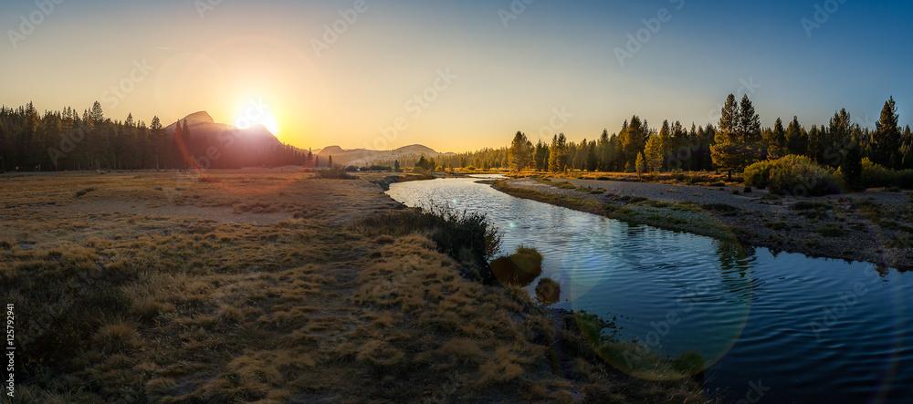 Fototapety, obrazy: Tuolumne Meadow Yosemite