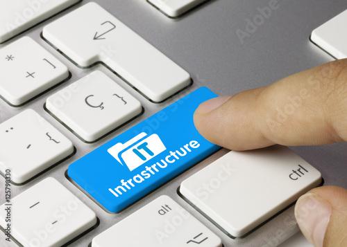 Fotografía  IT Infrastructure