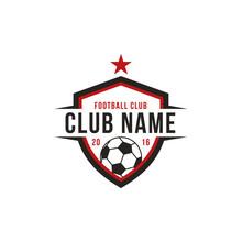 Football Logo Design Logo
