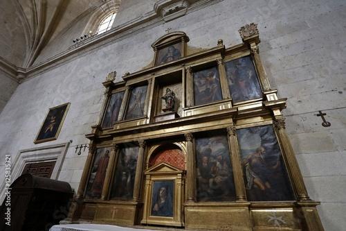 Fotografie, Obraz  Santa Iglesia Catedral de Nuestra Señora de la Asunción y de San Frutos de Segov