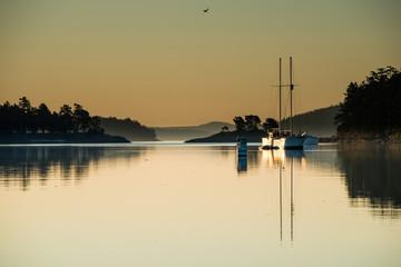Fototapeta spokojne morze