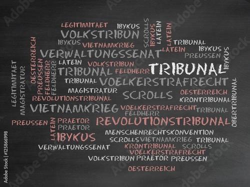 Photo  Tribunal