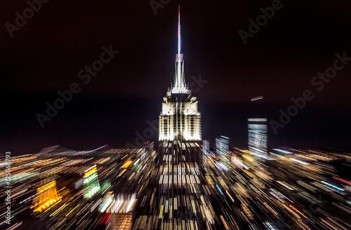 Cuadros en Lienzo The Empire State Building