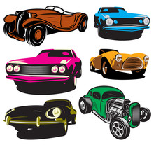 Collection Of Vector Illustrat...