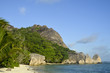 Anse Source d'Argent, Rochers granitiques, Ile de la Digue, Iles Seychelles