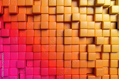 gradientowe-szesciany-abstrakcyjne-tlo