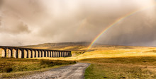 Moody Ribblehead Viaduct