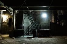 Dark City Alley