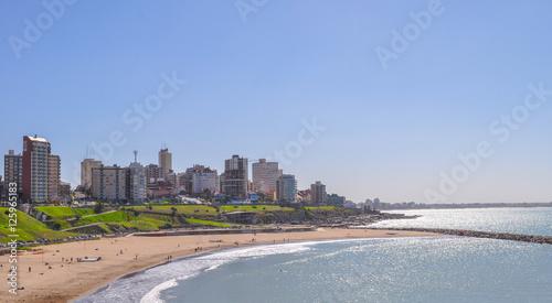 Playa Grande, Mar del Plata, Buenos Aires, Argentina