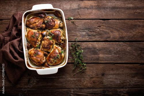 Obraz chicken thighs - fototapety do salonu