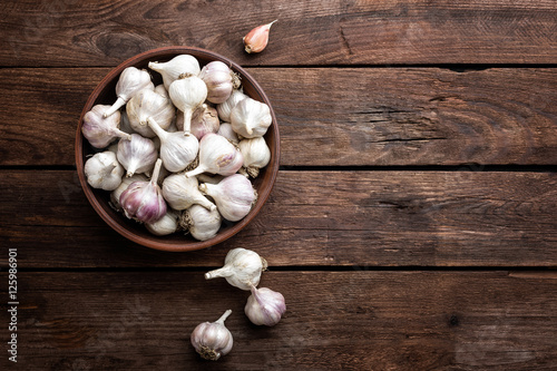 Photo garlic