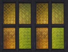 Vintage Glass Windows
