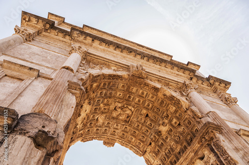 Fotomural Arch of Titus in Rome
