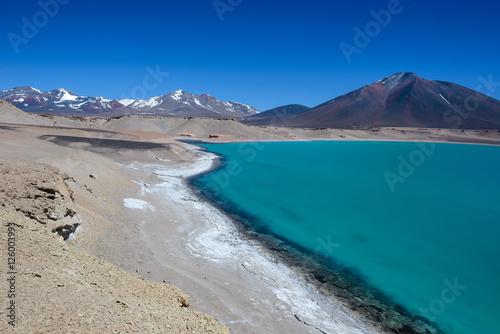 Fotografía  Laguna Verde, Chile