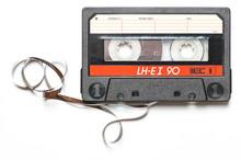 Vintage Audio Cassette Isolate...