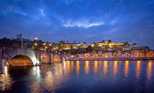 La pose en embrasure Ponts Namur pont de jambes