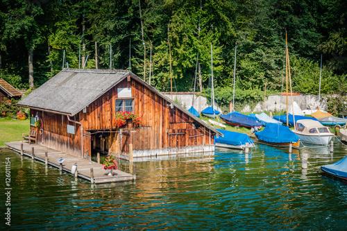 Fotografía  Impressionen Starnberger See, Bayern, Deutschland