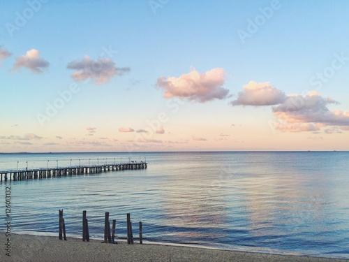 Obraz Wybrzeże w Gdyni - fototapety do salonu