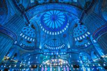 The Blue Mosque, (Sultanahmet ...