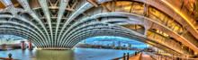 Under Blackfrairs Bridge