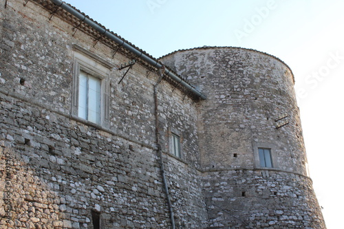 Fotografie, Obraz  Apricena the castle and palace baronial