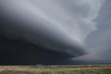 A Massive Dark Supercell On Th...