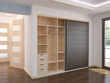 Wardrobe - Sliding Doors - Int...