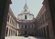 Sant'Ivo alla Sapienza courtyard