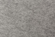 Natural Gray Felt Abstract Background.