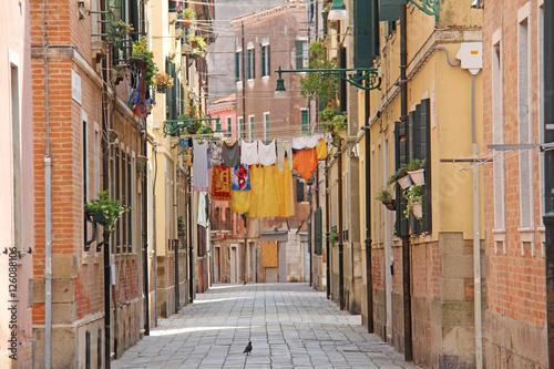 Ruelle à Venise Italie Poster