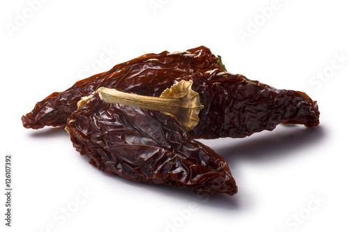 Photo sur Aluminium Hot chili Peppers Chipotle morita-smoked Jalapeno, paths
