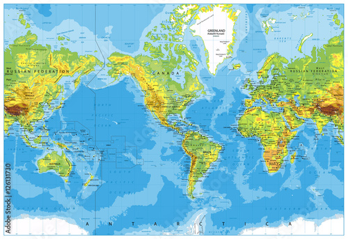 america-centered-physical-world-map