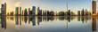 Business bay of Dubai, UAE