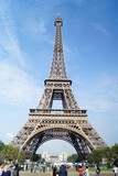 Fototapeta Wieża Eiffla - Wieża Eiffel