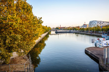 Canal Et Port De Nancy