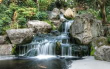 Waterfall In London