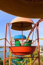 Detail Of Ferris Wheel