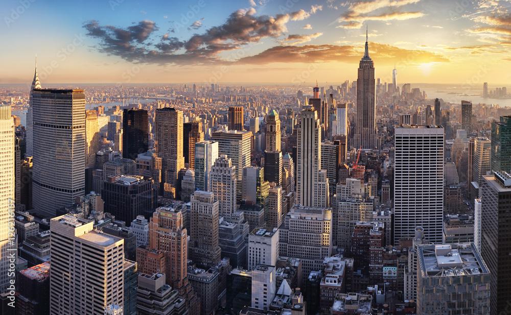 Fototapety, obrazy: New York City, NYC, USA