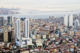 Fototapeta New York - panorama miasta, Istambuł
