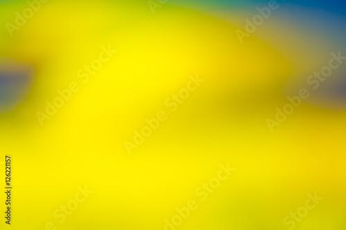 Fotobehang Zwavel geel Color blurry background useful as copyspace