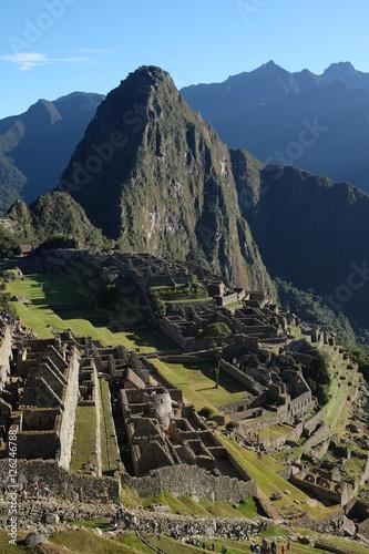 Site historique Inca, Pérou