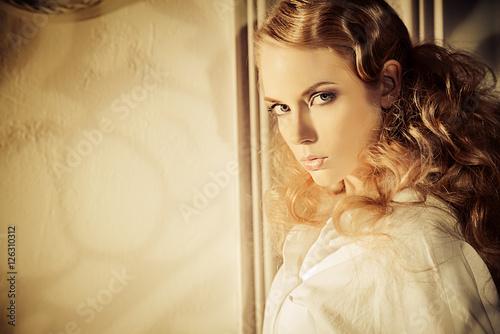Photo  gorgeous hairstyle