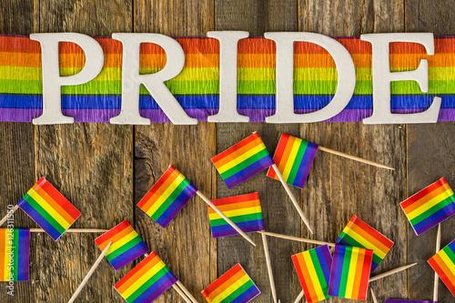 Valokuva  Gay pride