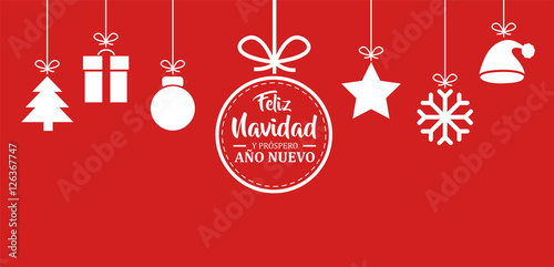 feliz navidad y prospero ano nuevo buy this stock vector and explore similar vectors at adobe stock adobe stock feliz navidad y prospero ano nuevo
